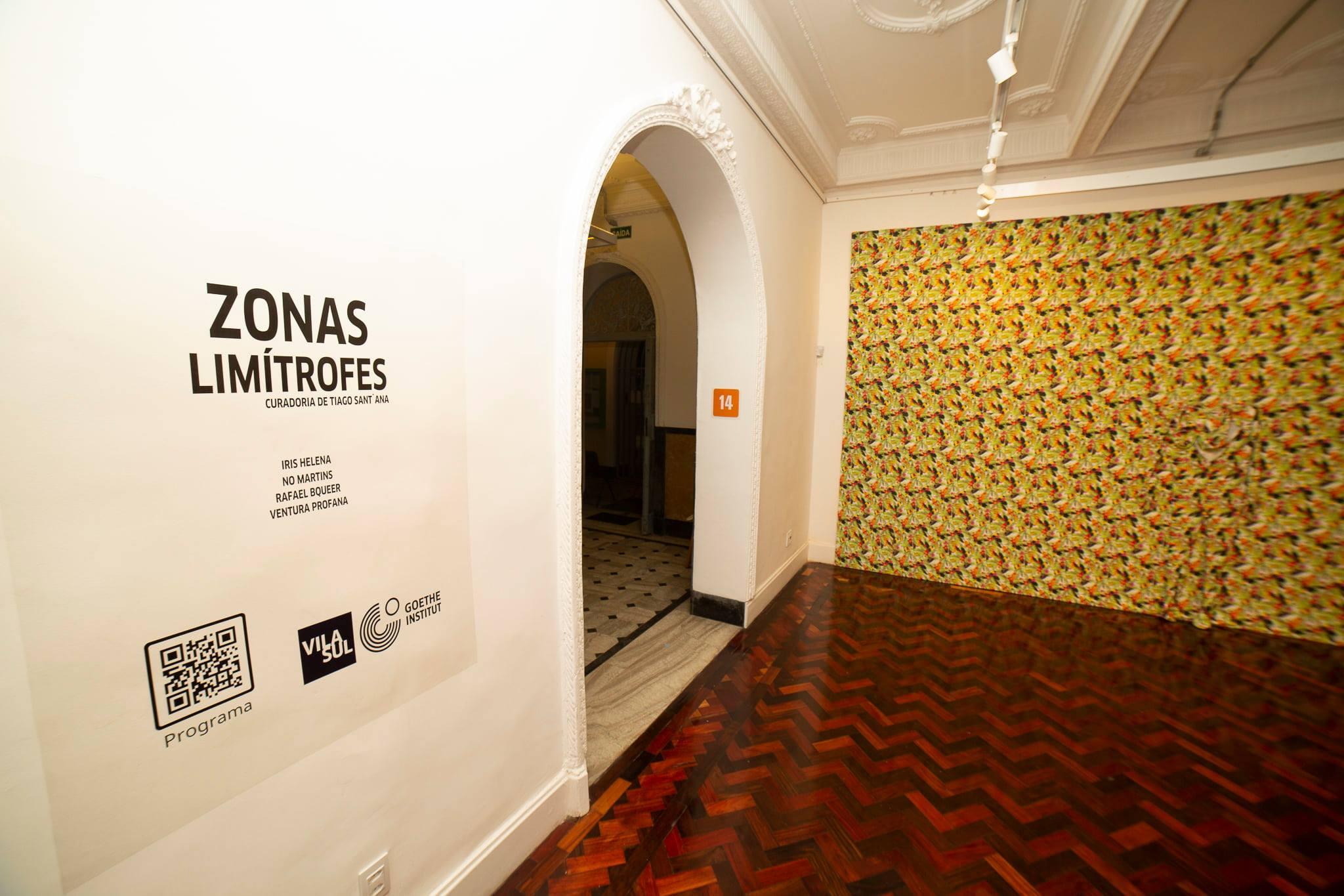 Galeria do Goethe-Institut Salvador   Festival Híbrido   Foto Caio Lírio